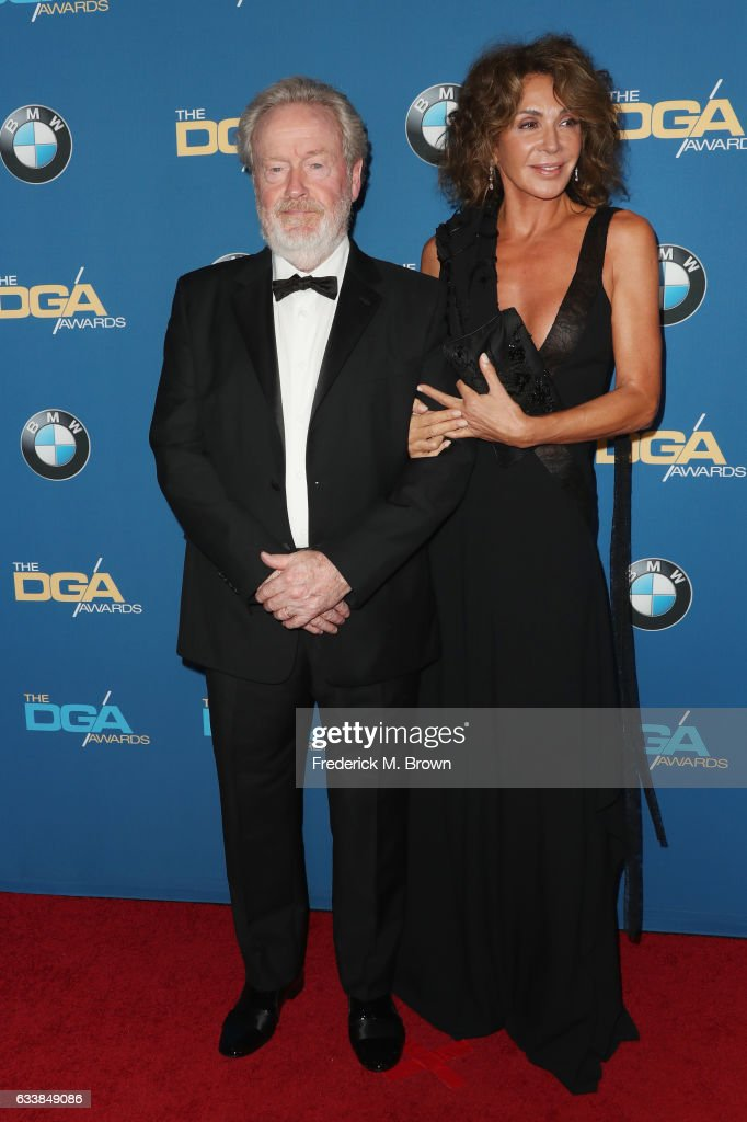 director-sir-ridley-scott-and-giannina-facio-attend-the-69th-annual-picture-id633849086