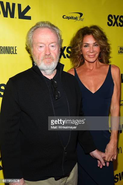 Director Sir Ridley Scott attends the 'Alien' premiere 2017 SXSW Conference and Festivals on March 10 2017 in Austin Texas