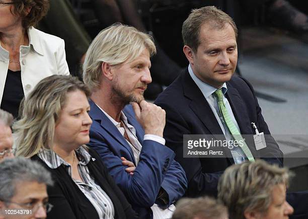 Director Soenke Wortmann attends the election of a new German president by the Federal Assembly on June 30 2010 in Berlin Germany The Federal...