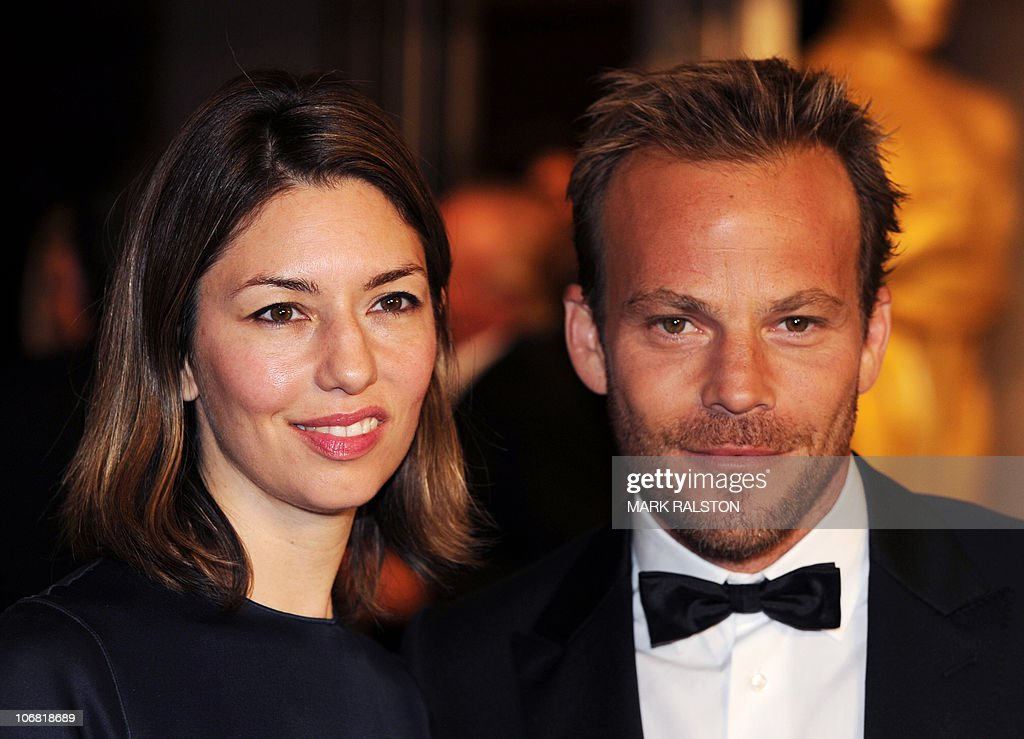 Director Sofia Coppola (L) and actor Stephen Dorff arrive on the red carpet for the 2010 Oscars Governors Awards at the Hollywood and Highland Center in Hollywood on November 13, 2010. AFP PHOTO/Mark RALSTON