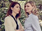 Sofia Coppola and Kirsten