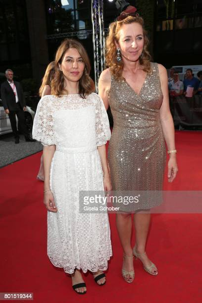 Director Sofia Coppola and Diana Iljine during the premiere of the movie 'Die Verfuehrten' during the film festival Munich at Gasteig on June 26 2017...