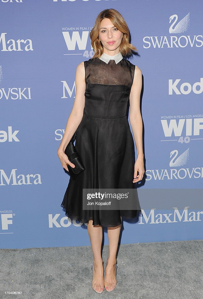 Director <a gi-track='captionPersonalityLinkClicked' href=/galleries/search?phrase=Sofia+Coppola&family=editorial&specificpeople=202230 ng-click='$event.stopPropagation()'>Sofia Coppola</a> arrives at the 2013 Women In Film's Crystal + Lucy Awards at The Beverly Hilton Hotel on June 12, 2013 in Beverly Hills, California.