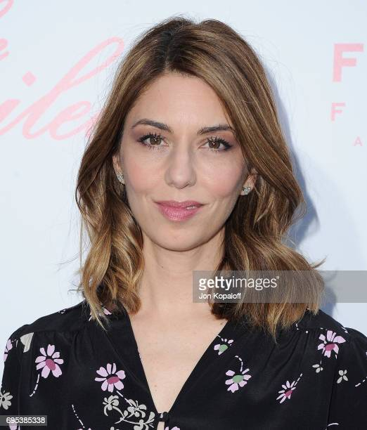 Director Sofia Coppola arrives at the US Premiere Of 'The Beguiled' at Directors Guild Of America on June 12 2017 in Los Angeles California