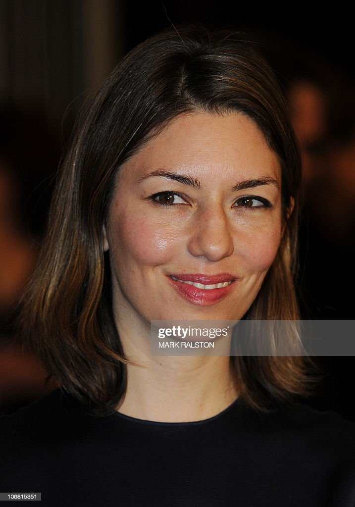 Director Sofia Coppola arrives on the red carpet for the 2010 Oscars Governors Ball at the Hollywood and Highland Center in Hollywood on November 13, 2010. AFP PHOTO/Mark RALSTON