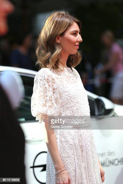 Director Sofia Coppola arrives to the premiere of the movie 'Die Verfuehrten' during the film festival Munich at Gasteig on June 26 2017 in Munich...
