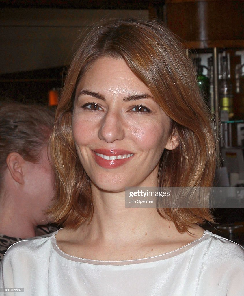 Director Sofia Coppola attends 'M·A·C Antonio' Collection Launch Event at The Odeon on September 8, 2013 in New York City.