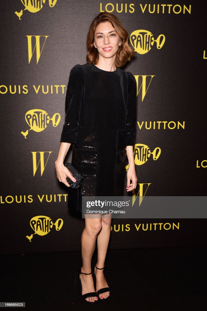Director Sofia Coppola attends The Bling Ring Party hosted by Louis Vuitton during the 66th Annual Cannes Film Festival at Club d'Albane/JW Marriott on May 16, 2013 in Cannes, France.