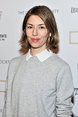 Director Sofia Coppola attends The Cinema Society Nancy Gonzalez screening of 'Meek's Cutoff' at Landmark Sunshine Cinema on March 28 2011 in New...