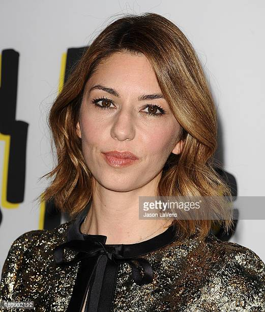 Director Sofia Coppola attends the premiere of 'The Bling Ring' at Directors Guild Of America on June 4 2013 in Los Angeles California