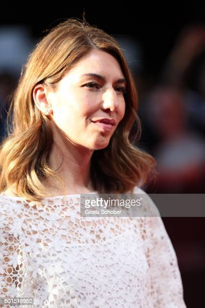 Director Sofia Coppola attends the premiere of the movie 'Die Verfuehrten' during the film festival Munich at Gasteig on June 26 2017 in Munich...