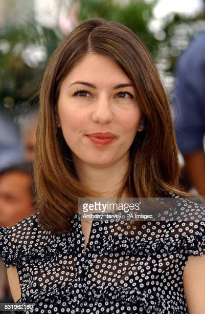 Director Sofia Coppola poses for photographers during the photocall for Marie Antoinette in the Palais des Festival during the 59th Cannes film...