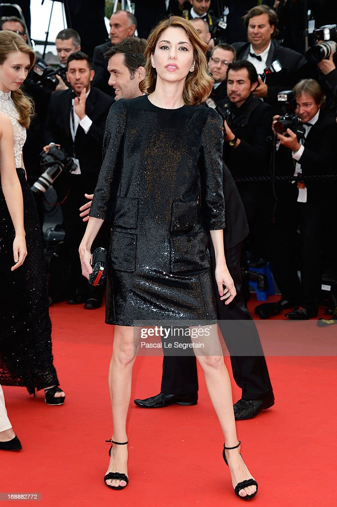 Director Sophia Coppola attends 'The Bling Ring' premiere during The 66th Annual Cannes Film Festival at the Palais des Festivals on May 16, 2013 in Cannes, France.