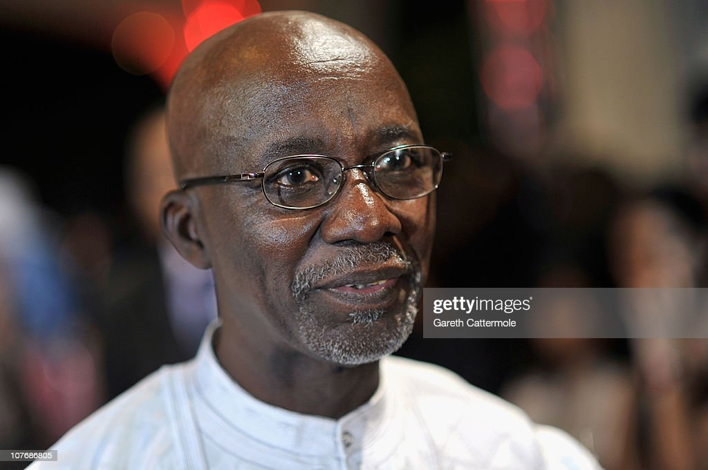 Director <a gi-track='captionPersonalityLinkClicked' href=/galleries/search?phrase=Souleymane+Cisse&family=editorial&specificpeople=606860 ng-click='$event.stopPropagation()'>Souleymane Cisse</a> attends the Closing Night Muhr Awards Ceremony during day eight of the 7th Annual Dubai International Film Festival held at the Madinat Jumeriah Complex on December 19, 2010 in Dubai, United Arab Emirates.