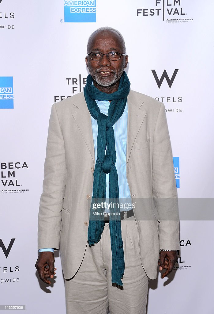 Director Souleymane Cisse attends the Tribeca Film Festival Awards hosted by the W Hotel Union Square at The W Hotel Union Square on April 28, 2011 in New York City.