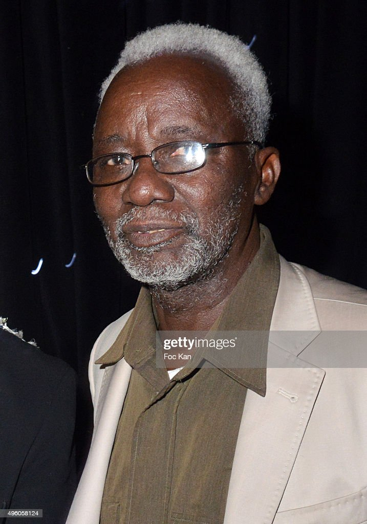 Director Souleymane CisseÊattends the 'Carthage Film Festival 2015' JCC Press Conference at Institut du Monde Arabe on November 6, 2015 in Paris, France.