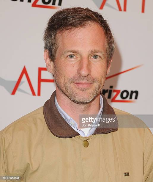 Director Spike Jonze arrives at the 14th Annual AFI Awards at Four Seasons Hotel Los Angeles at Beverly Hills on January 10 2014 in Beverly Hills...