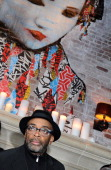 Director Spike Lee attends the after party for the screening of 'Oldboy' hosted by FilmDistrict and Complex Media with the Cinema Society and Grey...