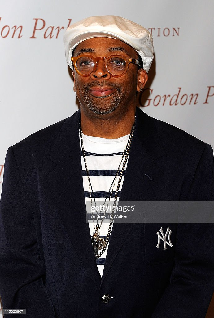 Director Spike Lee attends the Gordon Parks Foundation awards dinner and auction at Gotham Hall on June 1 2011 in New York City