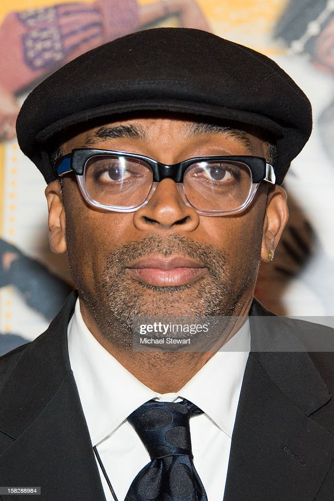Director Spike Lee attends The Museum of Modern Art's Jazz Interlude Gala at Museum of Modern Art on December 12, 2012 in New York City.