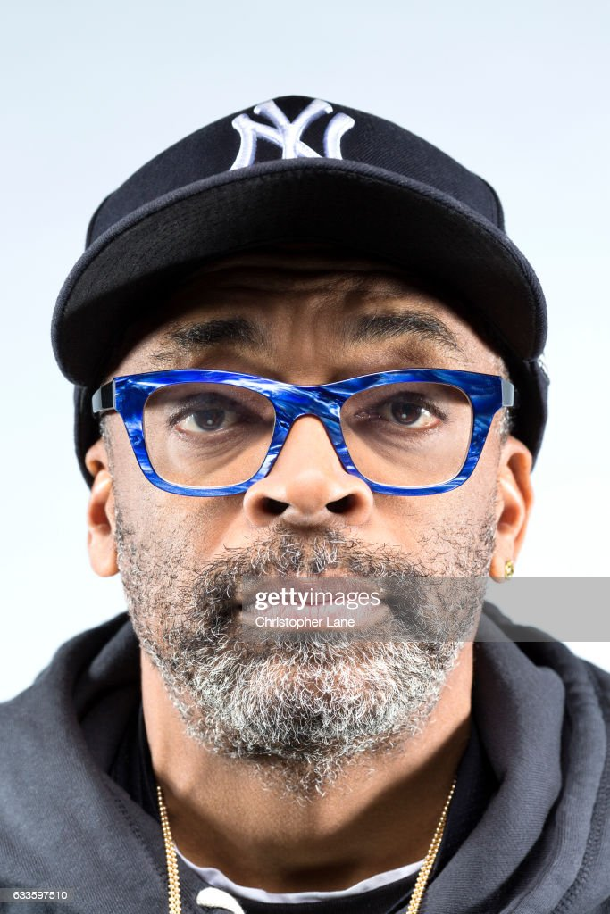 Director Spike Lee is photographed for The Guardian Magazine on November 13, 2016 in New York City.