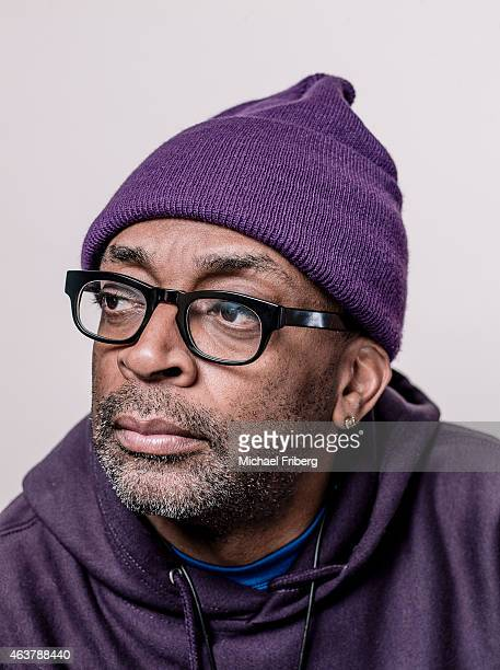 Director Spike Lee is photographed for Variety on February 3 2015 in Park City Utah ON DOMESTIC EMBARGO UNTIL MAY 3 2015 ON INTERNATIONAL EMBARGO...
