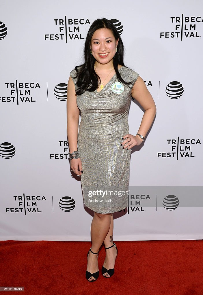 Director Steph Ching attends 'After Spring' Premiere - 2016 Tribeca Film Festival at Chelsea Bow Tie Cinemas on April 14, 2016 in New York City.
