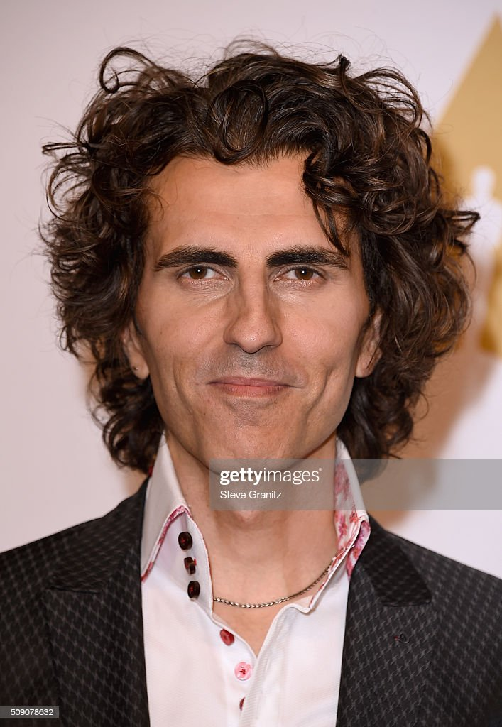 Director <a gi-track='captionPersonalityLinkClicked' href=/galleries/search?phrase=Charlie+Kaufman&family=editorial&specificpeople=217701 ng-click='$event.stopPropagation()'>Charlie Kaufman</a> attends the 88th Annual Academy Awards nominee luncheon on February 8, 2016 in Beverly Hills, California.