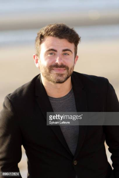 Director Stephane De Freitas attends jury photocall during the 2nd day of 31st Cabourg Film Festival on June 15 2017 in Cabourg France