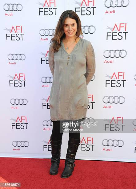 Director Stephanie Martin attends the screening of 'The Last Emperor' 3D during AFI FEST 2013 Presented By Audi at TCL Chinese Theatre on November 10...