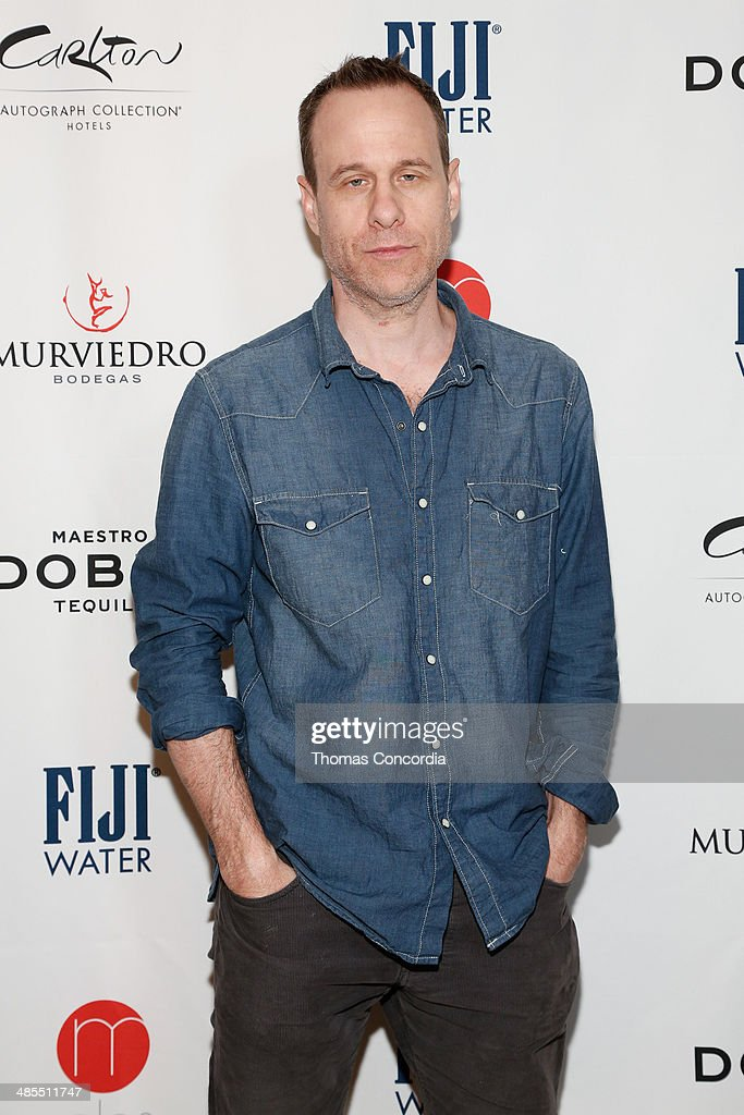 Director Stephen Belber attends Tribeca Press Day for the film 'Match' at the Carlton Hotel on April 18, 2014 in New York City.