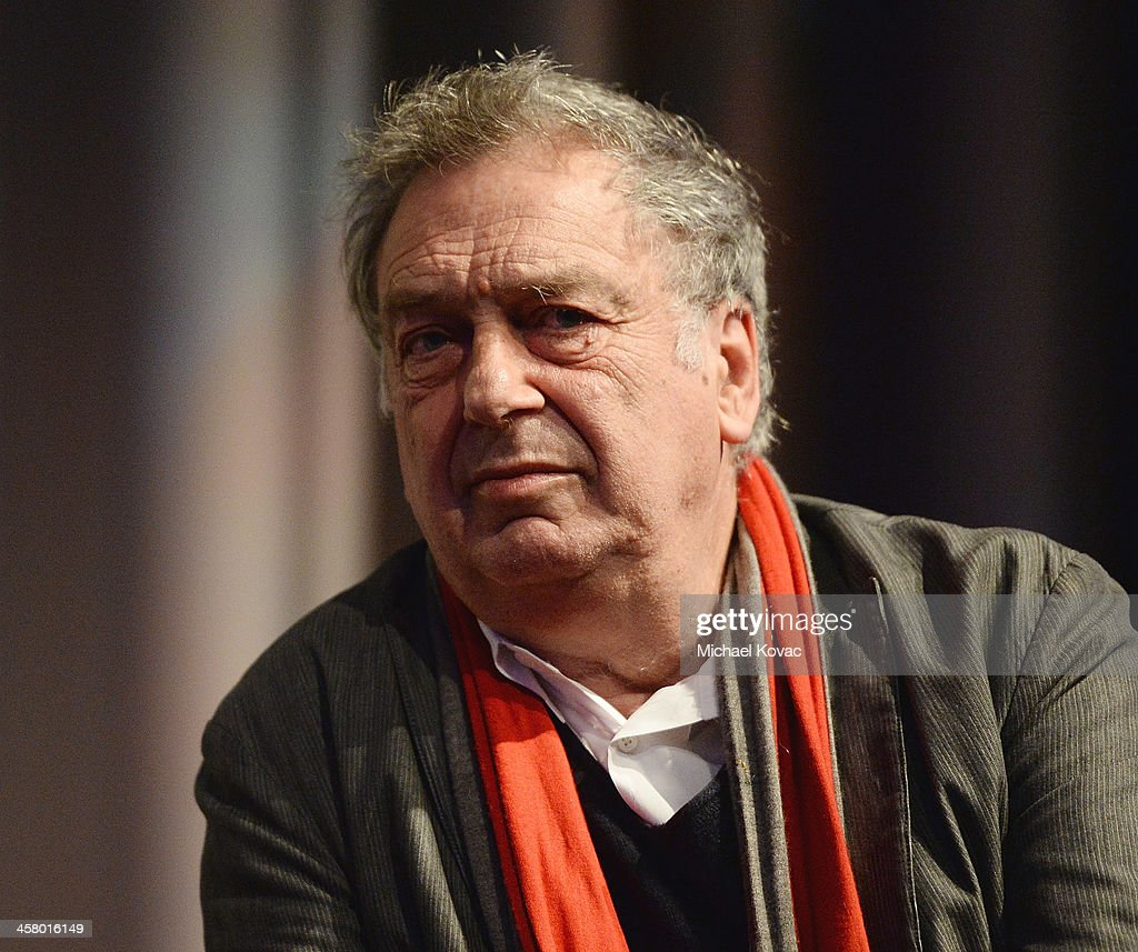 Director <a gi-track='captionPersonalityLinkClicked' href=/galleries/search?phrase=Stephen+Frears&family=editorial&specificpeople=238980 ng-click='$event.stopPropagation()'>Stephen Frears</a> attends a Special Screening Of 'Philomena' hosted by the Museum Of Tolerance on December 19, 2013 in Los Angeles, California.