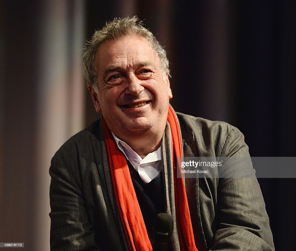 Director Stephen Frears attends a Special Screening Of 'Philomena' hosted by the Museum Of Tolerance on December 19 2013 in Los Angeles California