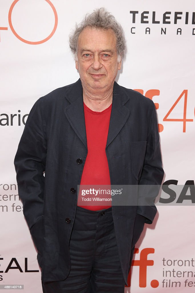 Director Stephen Frears attends the 2015 Toronto International Film Festival 'The Program' Premiere at Roy Thomson Hall on September 13 2015 in...