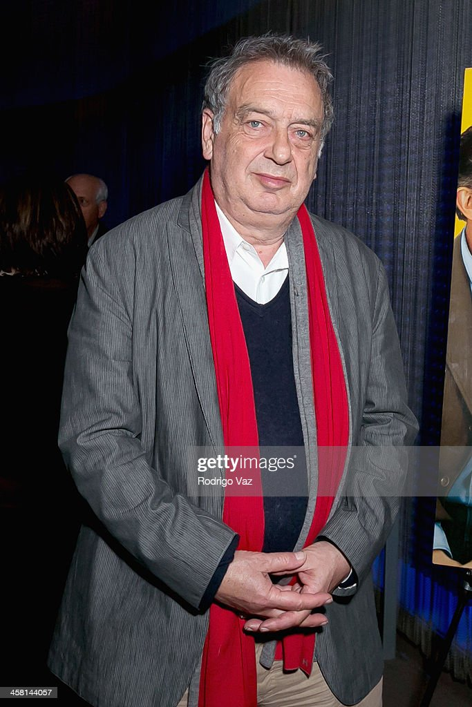 Director Stephen Frears attends the 'Philomena' Town Hall event and screening at Museum of Tolerance on December 19 2013 in Los Angeles California