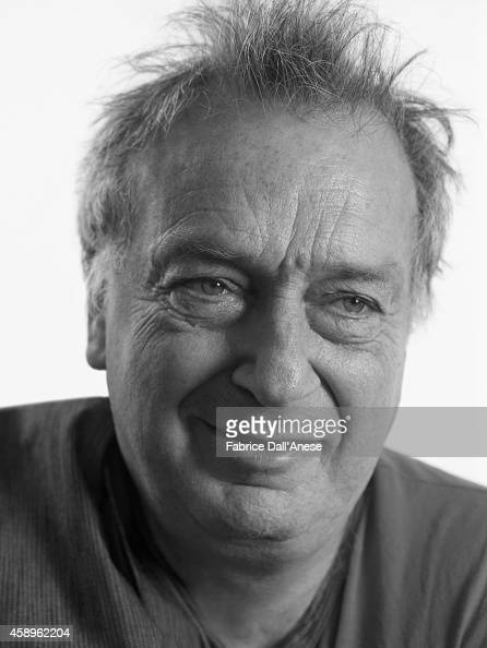 Director Stephen Frears is photographed for Vanity Fair Italy on September 1 2013 in Venice Italy