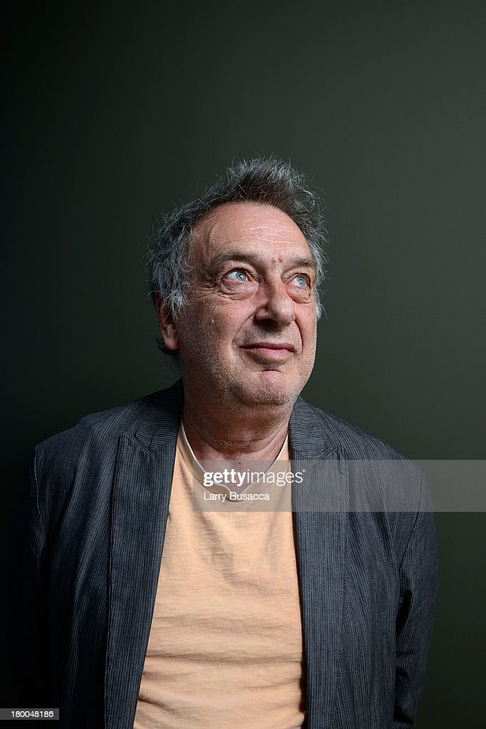 Director Stephen Frears of 'Philomania' poses at the Guess Portrait Studio during 2013 Toronto International Film Festival on September 8 2013 in...