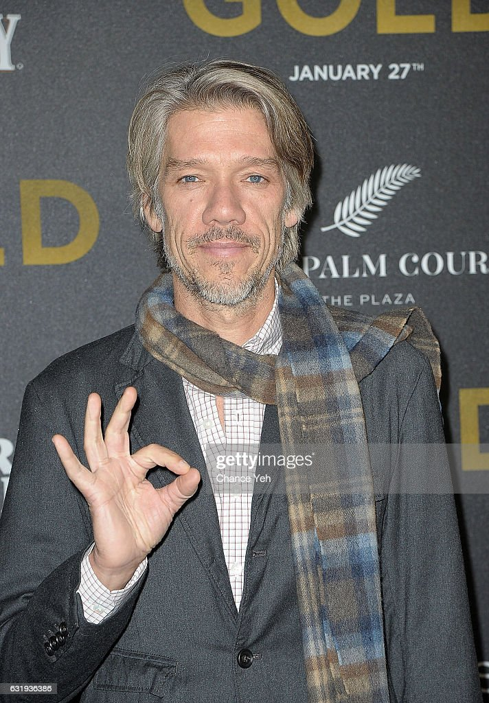 Director Stephen Gaghan attends the world premiere of 'Gold' hosted by TWC-Dimension at AMC Loews Lincoln Square 13 theater on January 17, 2017 in New York City.