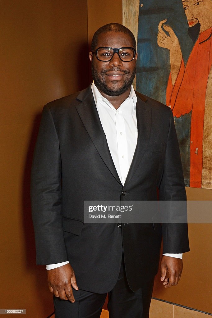 Director Steve McQueen attends the London Critics' Circle Film Awards at The Mayfair Hotel on February 2, 2014 in London, England.