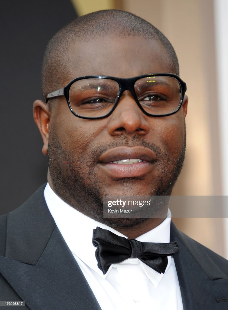 Director Steve McQueen attends the Oscars held at Hollywood & Highland Center on March 2, 2014 in Hollywood, California.
