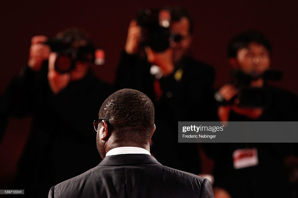 Director Steve McQueen attends the 'Shame' premiere during the 68th Venice Film Festival at Palazzo del Cinema on September 4, 2011 in Venice, Italy.
