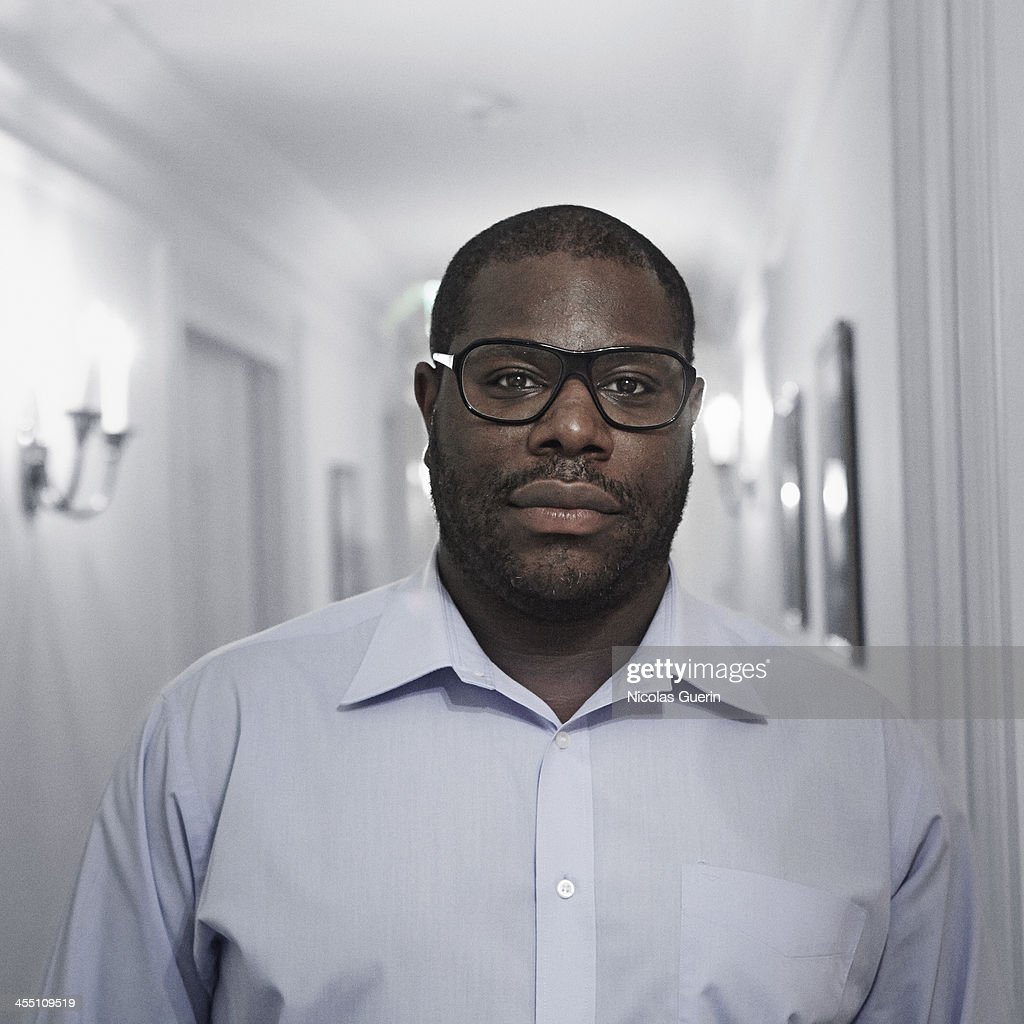 Director Steve McQueen is photographed for Self Assignment on December 10, 2013 in Paris, France.
