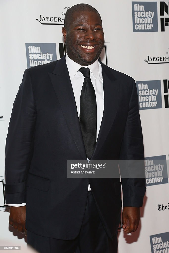 Director <a gi-track='captionPersonalityLinkClicked' href=/galleries/search?phrase=Steve+McQueen+-+Film+Director&family=editorial&specificpeople=7080077 ng-click='$event.stopPropagation()'>Steve McQueen</a>attends the '12 Years A Slave' premiere during the 51st New York Film Festival at The Film Society of Lincoln Center, Walter Reade Theatre on October 8, 2013 in New York City.