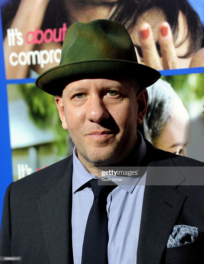 Director Steve Pink arrives at the Pan African Film & Arts Festival Premiere of Screen Gems' 'About Last Night' at the Cinerama Dome Theatre on February 11, 2014 in Los Angeles, California.