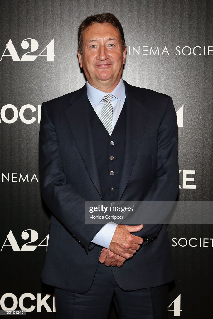 Director <a gi-track='captionPersonalityLinkClicked' href=/galleries/search?phrase=Steven+Knight+-+Screenwriter&family=editorial&specificpeople=11329770 ng-click='$event.stopPropagation()'>Steven Knight</a> attends the A24 and The Cinema Society premiere of 'Locke' at The Paley Center for Media on April 22, 2014 in New York City.