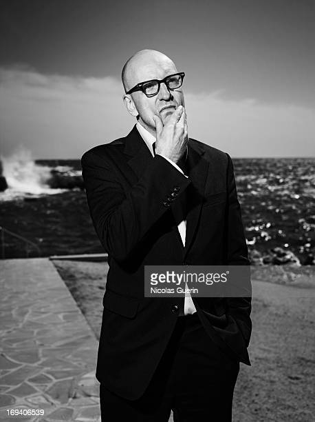 Director Steven Soderbergh is photographed for Self Assignment on May 20 2013 in Cannes France