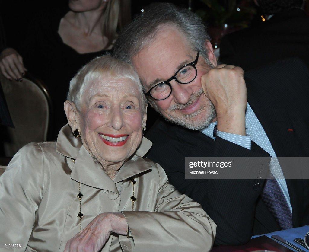 Steven Spielberg's mother, Leah Adler, dies at 97