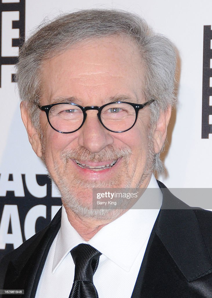 Director <a gi-track='captionPersonalityLinkClicked' href=/galleries/search?phrase=Steven+Spielberg&family=editorial&specificpeople=202022 ng-click='$event.stopPropagation()'>Steven Spielberg</a> attends the 63rd Annual ACE Eddie Awards at The Beverly Hilton Hotel on February 16, 2013 in Beverly Hills, California.