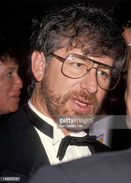 Director Steven Spielberg attends the American Jewish Committee's 83rd Annual Executive Council Presentation of the American Liberties Medallion to...