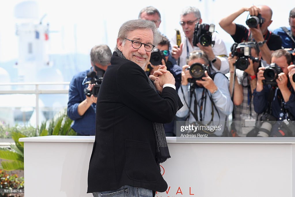 """The BFG"" Photocall - The 69th Annual Cannes Film Festival"